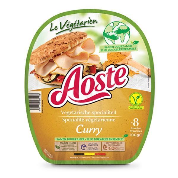 Aoste Curry