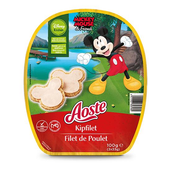 Aoste Disney Kipfilet