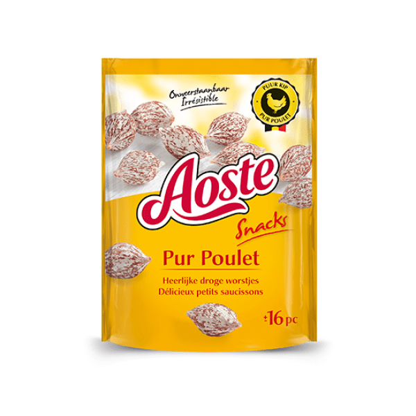 Aoste Pur Poulet Snack