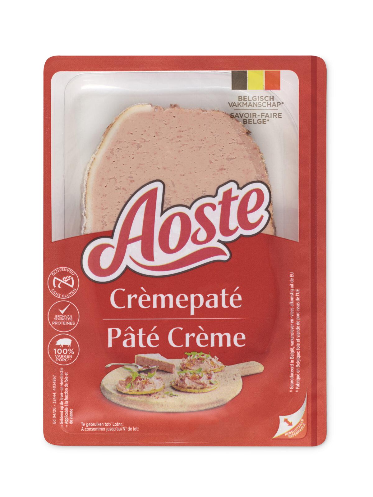 Aoste Crèmepaté
