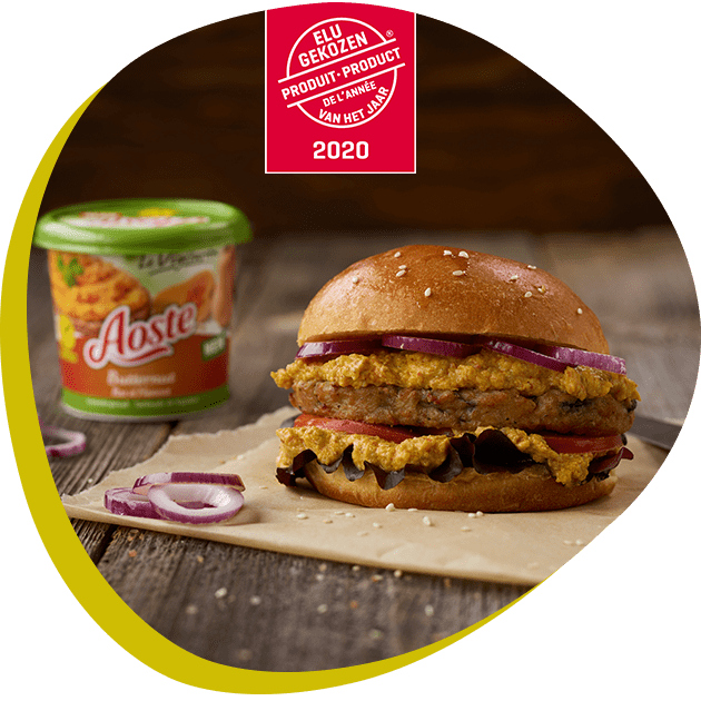 Aoste Burger product of the year